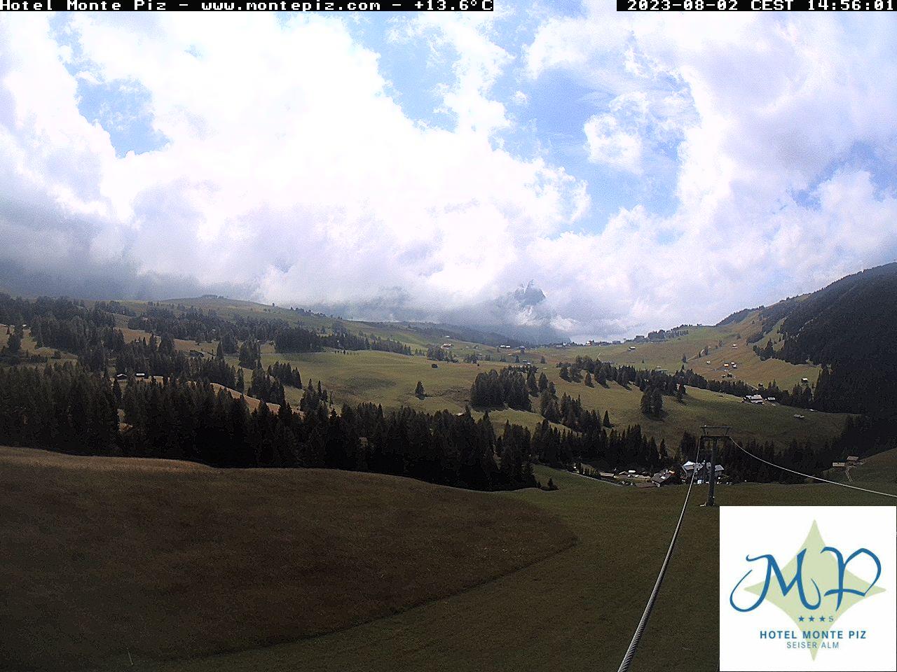 Webcams de Val Gardena (Alpes Italianos)